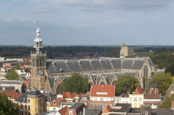 Sint Janskerk Excursie 'Goudse glazen in nieuw perspectief'