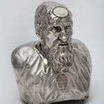 Interieur, reliekbuste van Sint-Gerlachus, vervaardigd door de Maastrichtse zilversmid Fredericus W…CC-BY-SA-3.0-nl Paul van Galen - Rijksdienst voor het Cultureel Erfgoed