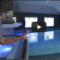 Ondernemer Frank Bart (Fort Resort Beemster) Beeld: Videostill  Provincie Noord-Holland