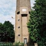 Herbestemming watertoren tot woonhuis, Soest - architectenweb.nl