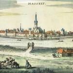 Canonkaravaan van start in Hasselt