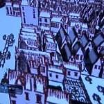 Video: historische kaarten bewerkt tot 3d filmpjes