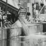 Demping laatste kanalen van Hoogeveen