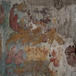 Zeldzame wandschildering aangetroffen in Zwolse Karel V-huis