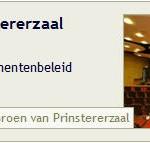 Live uitzending debat Modernisering Monumentenzorg (TK commissie)