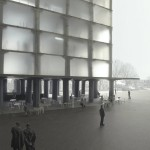 Peter Zumthor presenteert spectaculair plan voor Meelfabriek in Leiden