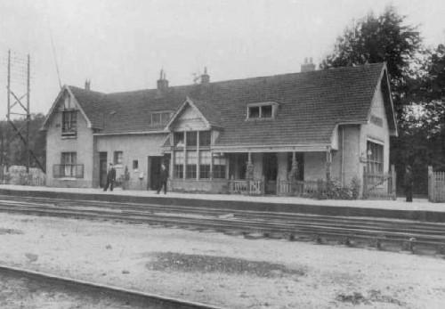Station Maarn