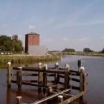 Oude graansilo Bad Nieuweschans wordt Museum Willem Massa