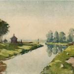 Maarten van Rossem: randstad volbouwen, rest 'prachtig Verkade-landschap'