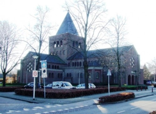 kerk, monument