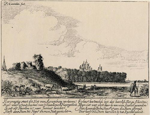 Nog meer unieke ontdekkingen op kasteelterrein Oud Haerlem
