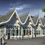 Cuypers inspireert West 8 voor bouw theehuis