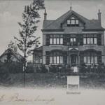 College spaart monumentale villa Leidschendam