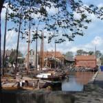 Haven Spakenburg beschermd dorpsgezicht