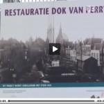 Restauratie van Schipdeur historische Perrydok