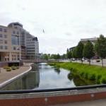 Gracht bij station Deventer mag verdwijnen