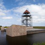 Verdwenen Huys Nuwendoorn weer herkenbaar in landschap