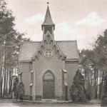 Staatsbosbeheer en De Bouwloge restaureren kerkhofkapel St.Ludwig