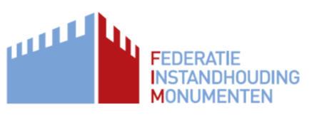 Logo Federatie Instandhouding Monumenten (FIM)