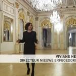 (VIDEO) Viviane Herrygers nieuwe directeur Vlaamse 'National Trust' 'NEO'