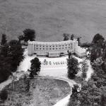Sloop en nieuwbouw hotel De Wageningsche Berg
