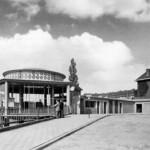 Koepelgebouwtje station Arnhem wordt lunchroom