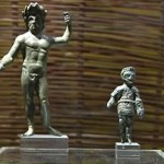 Expositie archeologische vondsten Wierde Ezinge