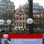 Hendrick de Keyser: historische huizen op mobiele telefoon
