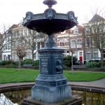 Fontein Bellamypark terug in Vlissingen