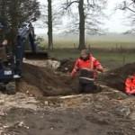 (VIDEO) Archeologisch onderzoek naar gesloopte 'stormboerderij' Vught