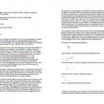 Monumentenorganisaties schrijven brief aan Verhagen en Zijlstra