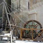 De bouw van de Domtoren in 3D te volgen