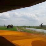 Kunstenaar maakt bolvormige vogel-observatiepost voor Waterlinie