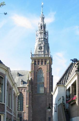 kerk markt schagen