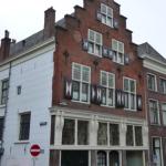 Monumentaal pand GrijseSteijn Utrecht in de steigers