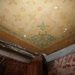 Historisch plafond slopen voor ouder plafond?