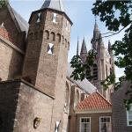 Delft investeert in beveiliging Prinsenhof