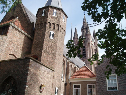 Prinsenhof, Delft