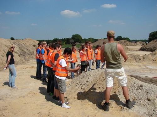 opgraving publiek