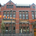 Rel in Roosendaal om uit bank 'gestolen' tegeltableau