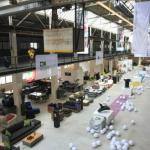 Creatieve ondernemers vinden elkaar in oude gebouwen