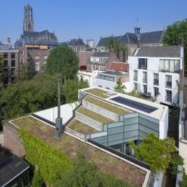 Duurzaam dak Van Schijndelhuis