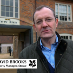 National Trust: New visitor centre at New Inn, Stowe