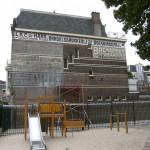 Restauratie muurreclames Den Haag - 2de fase