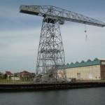 Nederland weer historische torenkraan rijker