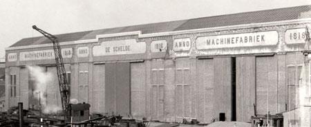 Machinefabriek, Vlissingen