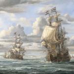Marineduikers stuiten op kombuis admiraalschip 'De Walcheren'