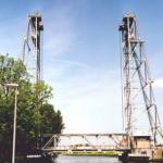 Monumentale Hefbrug Waddinxveen open na renovatie