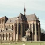 Katholieke kerk Afferden krijgt tweede leven als boeddhistische tempel