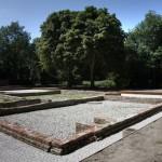 Fundamenten middeleeuwse boerderij vormen nieuw theater